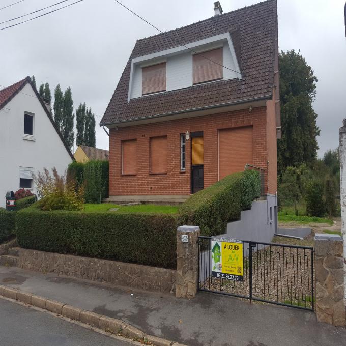 Offres de location Maison Bouin-Plumoison (62140)