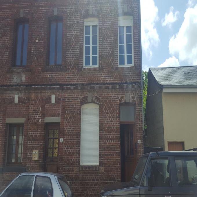 Offres de location Maison Friville-Escarbotin (80130)