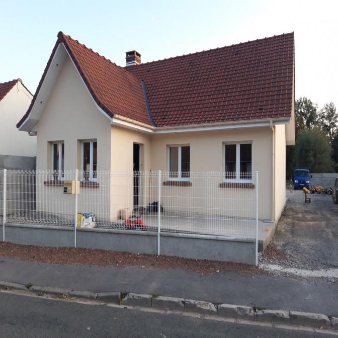 Offres de vente Maison Maresquel-Ecquemicourt (62990)