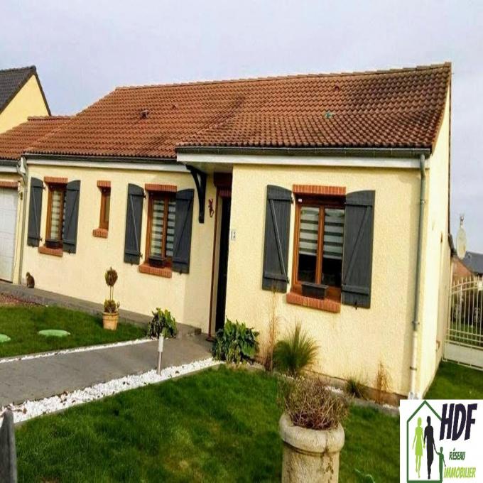 Offres de vente Maison Croix-en-Ternois (62130)