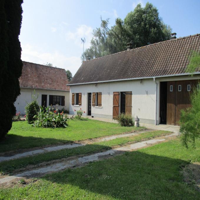 Offres de vente Maison Favières (80120)