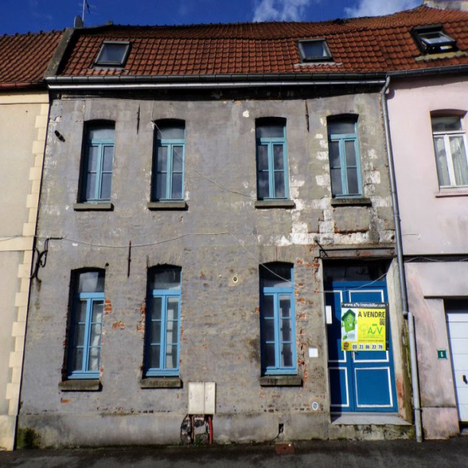 Offres de vente Maison Hesdin (62140)