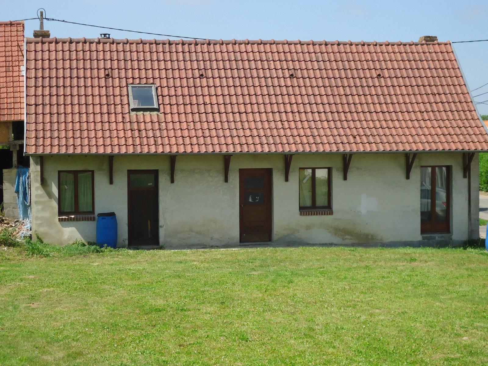 Vente maison/villa 1 pièces fleury 62134