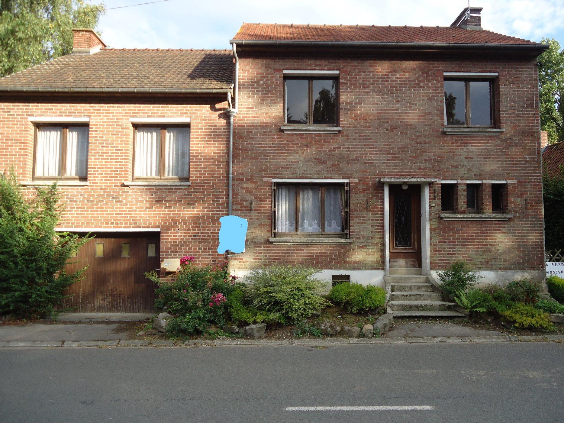 Vente maison/villa 6 pièces beaufort blavincourt 62810