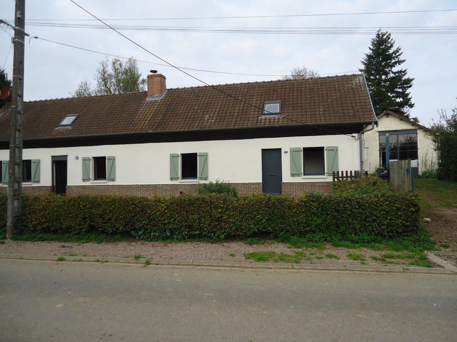 Vente maison/villa 5 pièces brevillers 80600