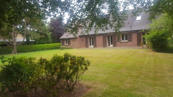 Vente maison/villa 10 pièces campagne les hesdin 62870