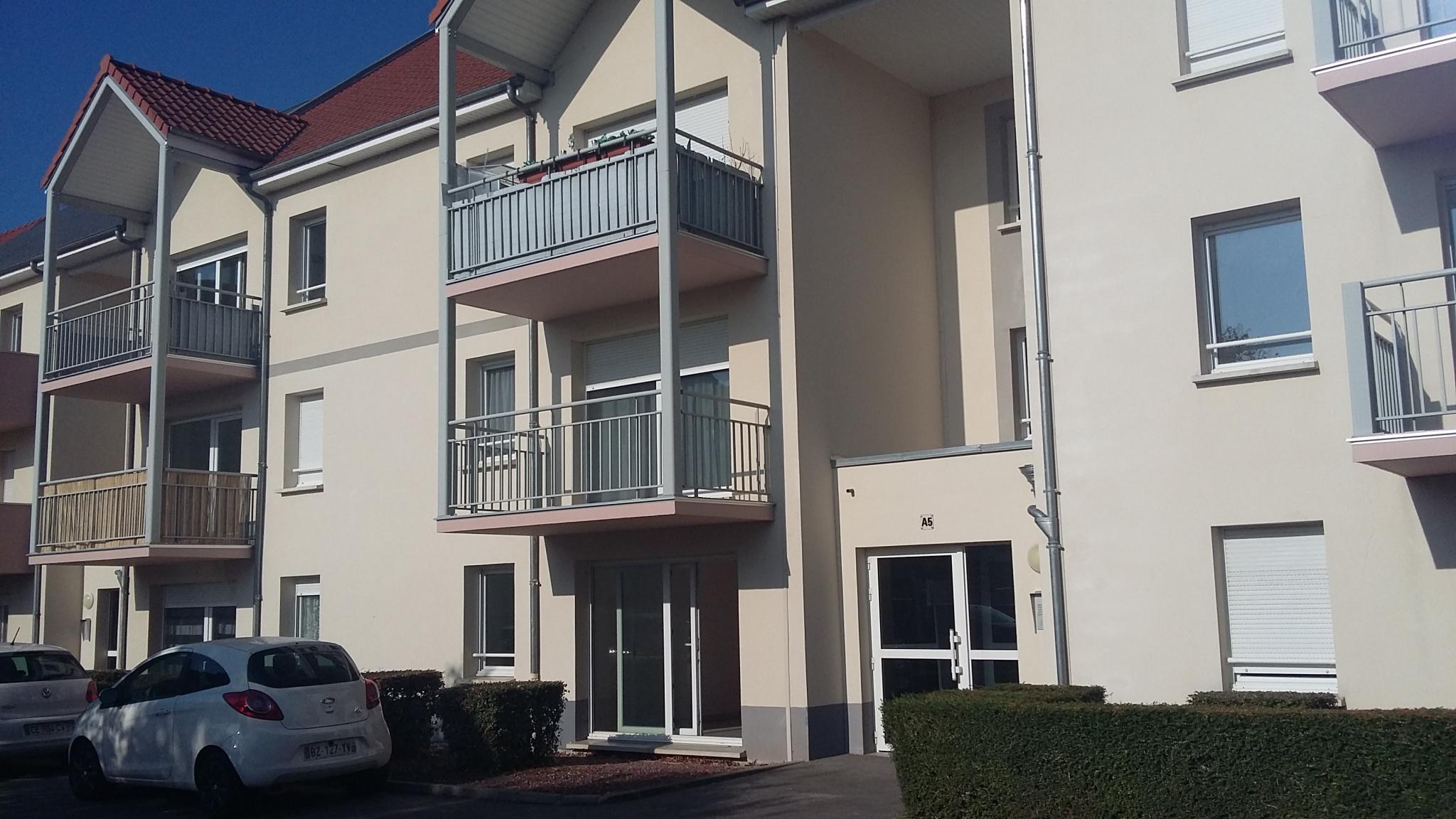 Vente appartement 4 pièces abbeville 80100