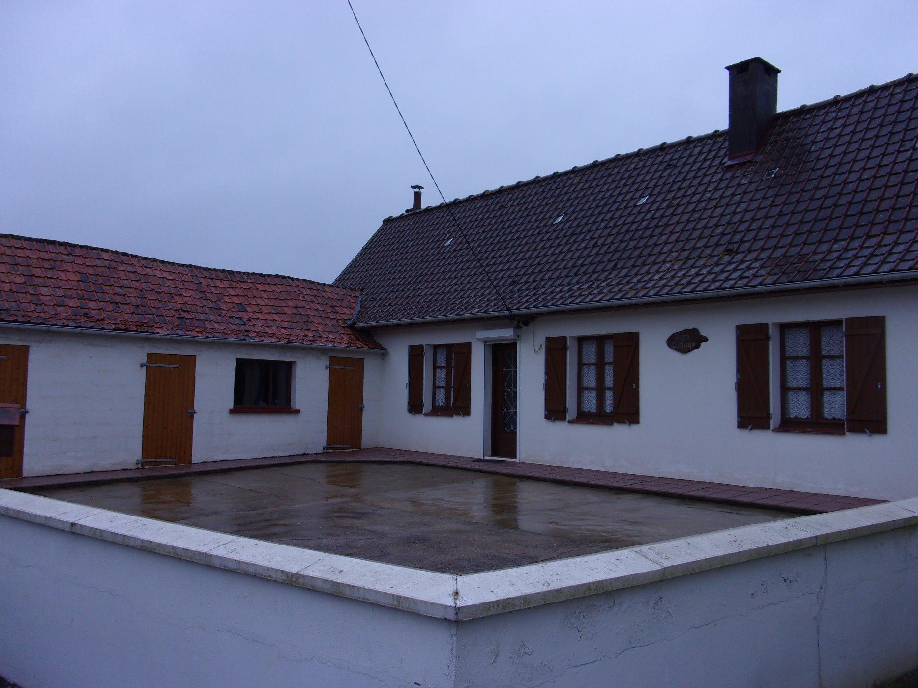 Vente maison/villa 4 pièces hucqueliers 62650